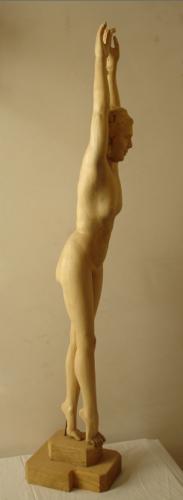 La tuffatrice 2 (legno)